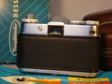 '      Color Lanthar Voigtlander Bessamatic Boxed-MINT-TOP BOKEH-RARE- ' Voigtlander Cased £169.99